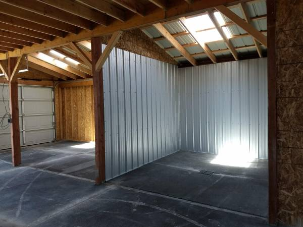 Horse Barns - S&E Construction